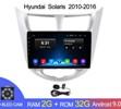 Android 2G-32G Hyundai Solaris 1 2010-