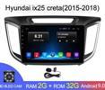Android 2G-32G Hyundai ix25 35 Creta