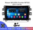 Android 2G-32G Nissan NAVARA NP300  2011-