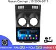 Android 2G-32G Nissan Qashqai J10 2006-2013