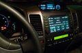 FlyAudio E7501NAVI - TOYOTA PRADO J120