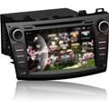 HiTS штатная Mazda 3 2009- Android 4
