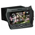 HiTS штатная Hyundai SantaFe 2013-   Android 4