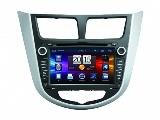 NaviPilot DROID2 Hyundai Solaris 2010 -