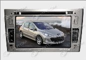 Phantom DVM-6308G i6 black (Peugeot 308)