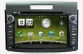 Trinity Android Honda CRV 2012