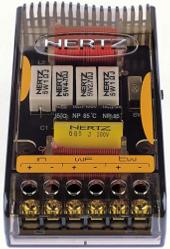Hertz 2W20.3 Xover 2-way single woofer