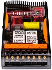 Hertz 3W10.3 Xover 3-way single woofer