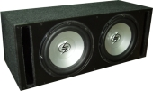 Lightning Audio S4.12.4x2 vented box