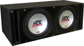 MTX XT12-04x2 vented box