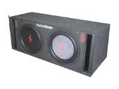 PPI PCX 124x2 vented box
